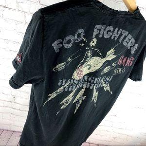 Foo Fighters Johnson Motors Tee